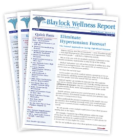 The Blaylock Wellness Report