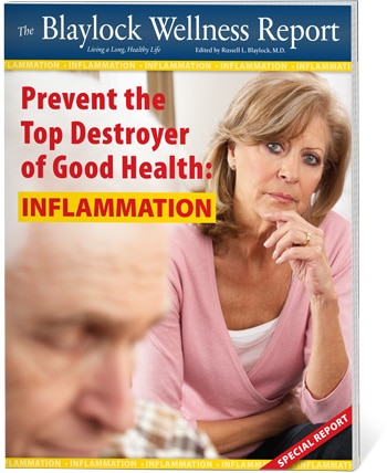Prevent the Top Destroyer of Good Health: Inflammation