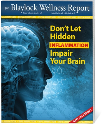 Don't Let Hidden Inflammation Impair Your Brain
