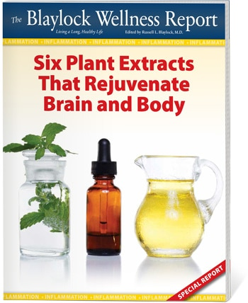 Six Plant Extracts That Rejuvenate Brain and Body