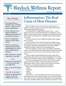 Inflammation: The Real Cause of Most Diseases