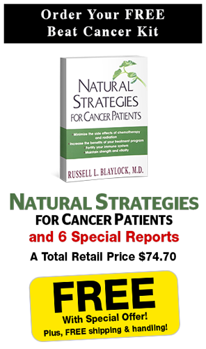 Natural Strategies Book FREE with Special Offer